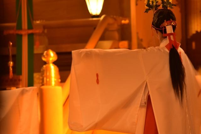刀剣乱舞の審神者気分に浸れる着物コスプレ